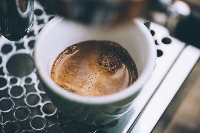 Espresso From A Coffee Pot