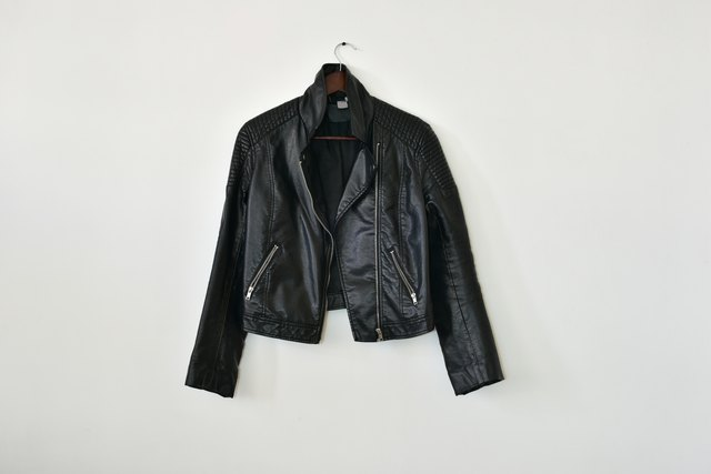 Smart leather jacket