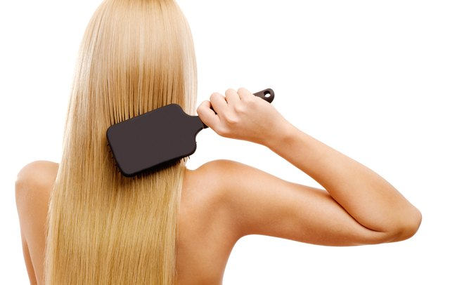 how to make thick hair go thin