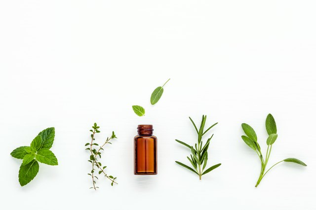 what the the benefits of green tea essential oil