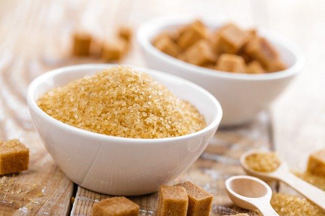 Chutný trstinový cukor