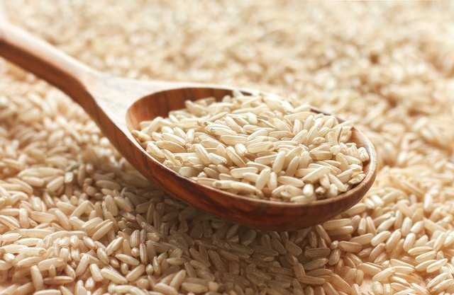 how to puff brown rice at home