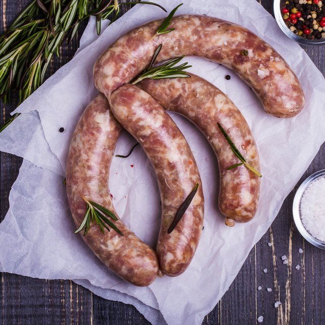 how to boil italian sausage