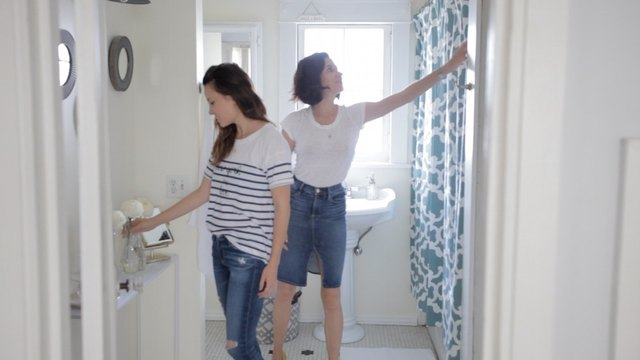 Bathroom Makeovers Tv Shows the bathroom mood makeover: 3 ways | leaftv