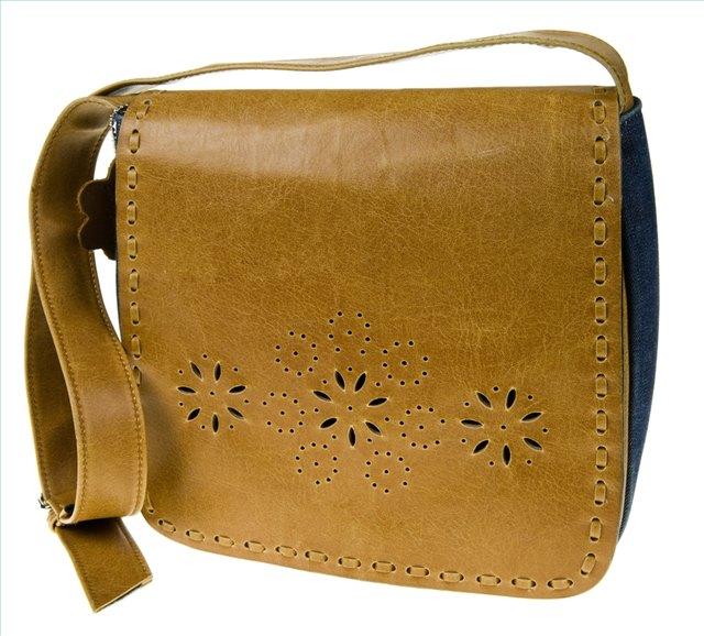 How to Reattach a Broken Handbag Strap | LEAFtv