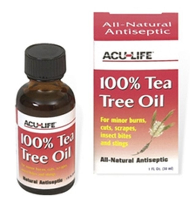 How To Treat Cold Sore With Tea Tree Oil Leaftv