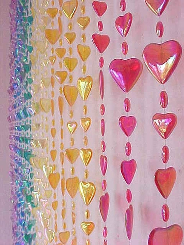 & How to Make a Beaded Doorway Curtain | LEAFtv