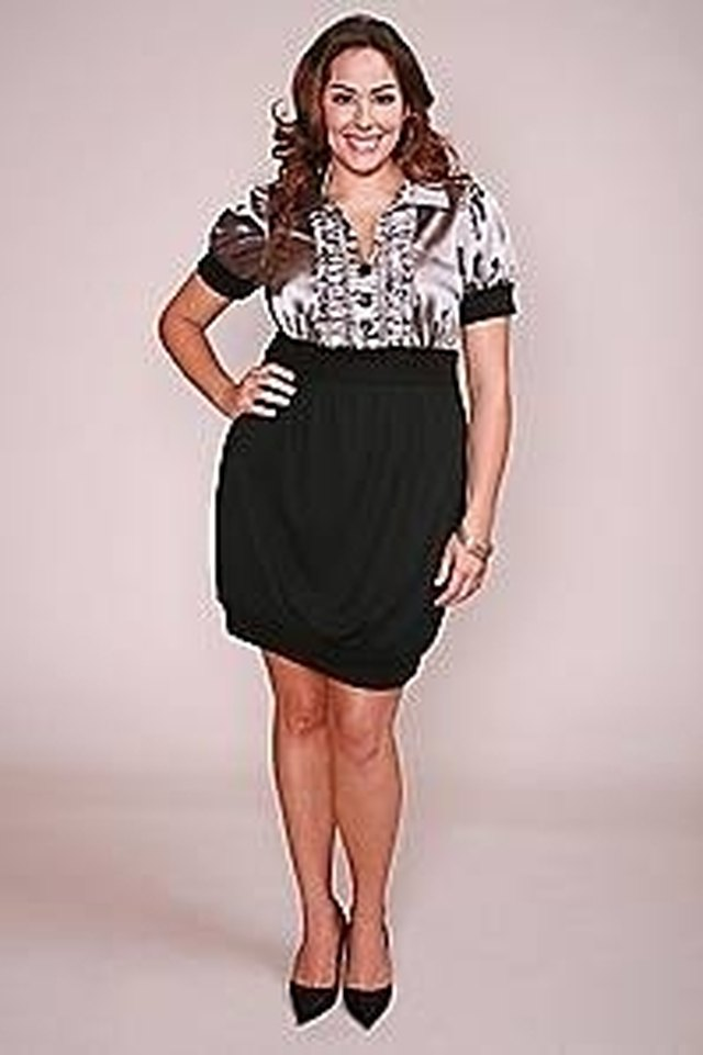 Fashion Tips for Petite Full Figured Women