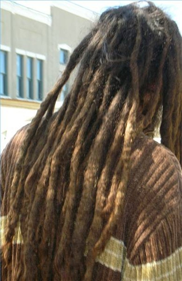 How to grow dreads with curly hair leaftv urmus Images