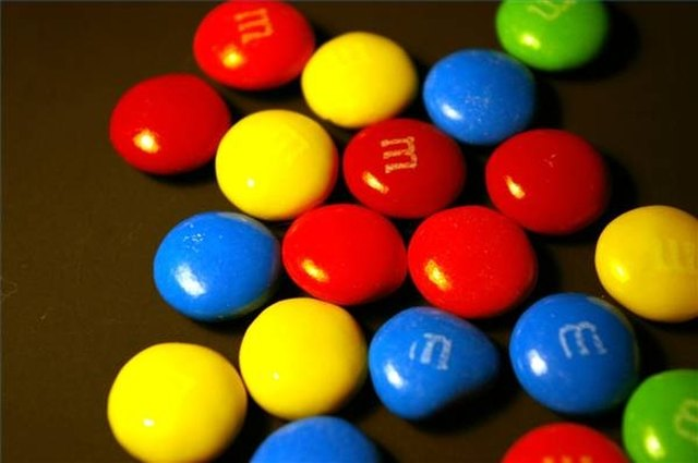 M M Candies Pictures: History Of M&M's Candies
