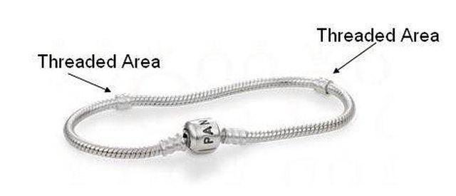 a pandora bracelet