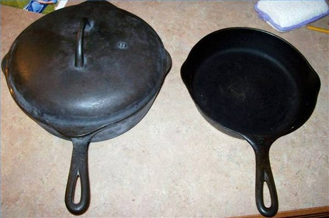 Identify Cast Iron Cookware Marks