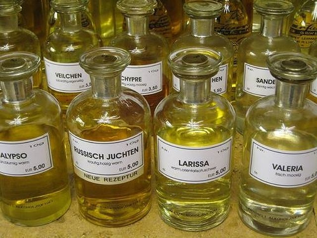 how to create your own fragrance