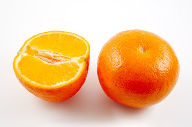 Mandarin Oranges Symbolize Abundance And Good Luck During The Chinese New Year