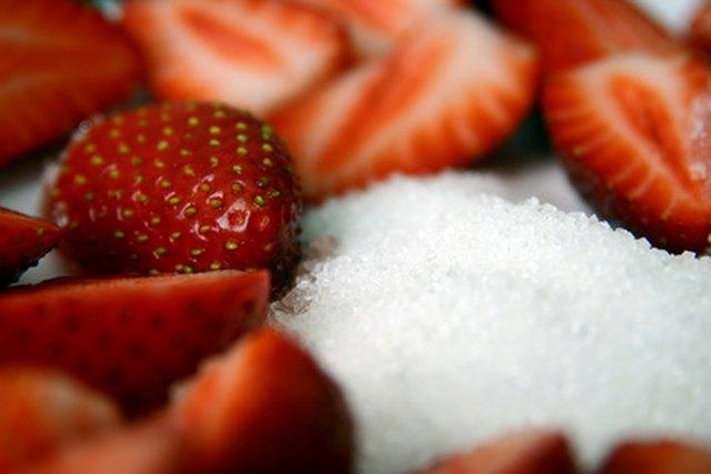 recipe: 1 cup granulated sugar to powdered sugar [19]