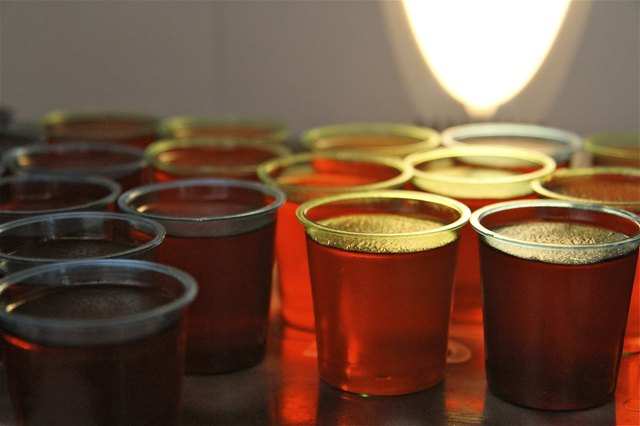 Vodka Jelly Shots