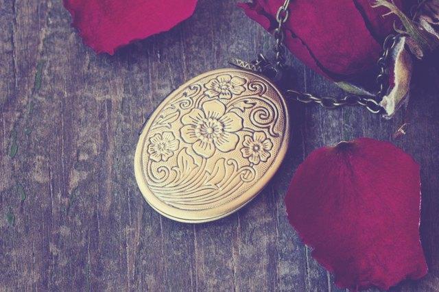 antique vintage locket