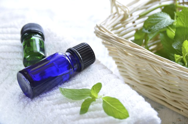 essential oils with mint