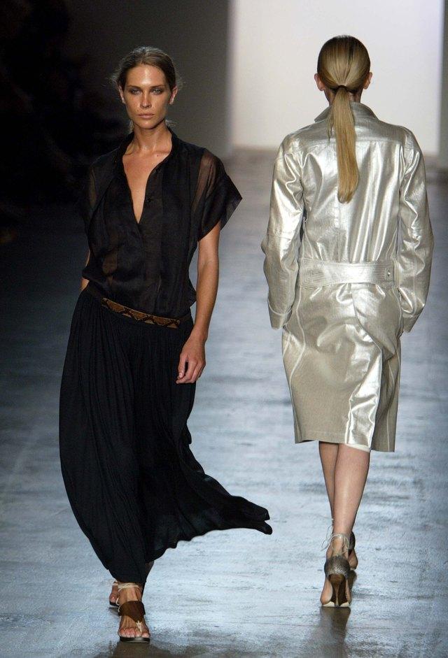 Calvin Klein Spring 2005 - Runway