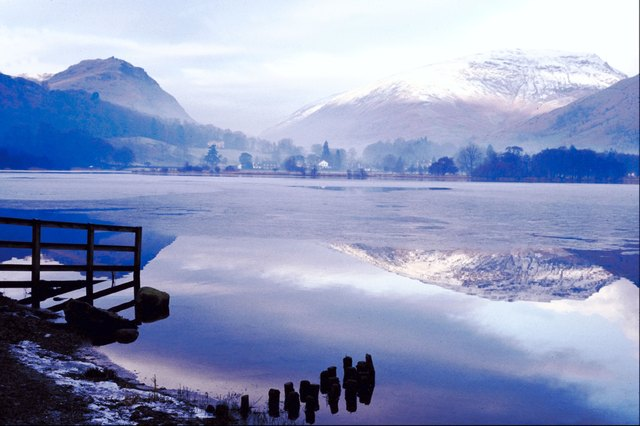 Lake Grasmere, Lake District, England