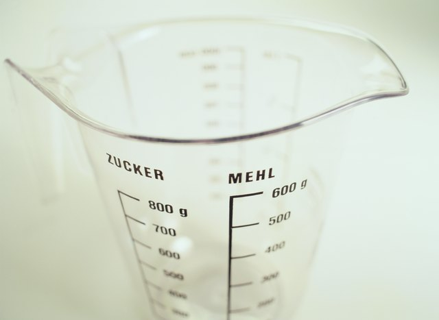 German Measuring Cup