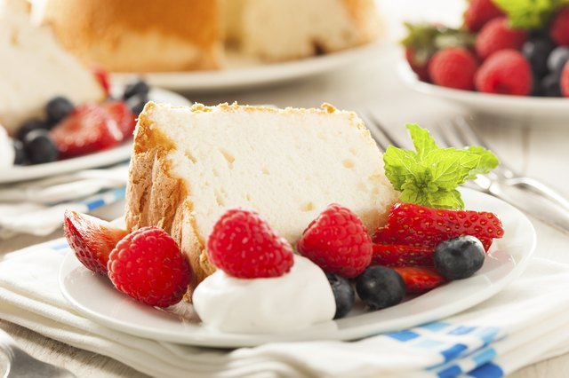 How to bake a pineapple angel food cake weight watchers leaftv forumfinder Gallery
