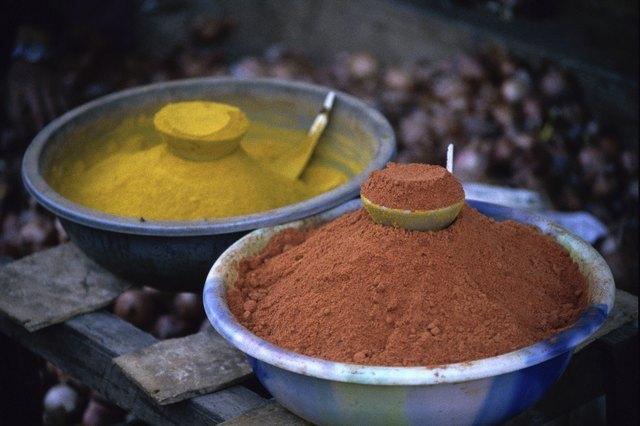 Curryand Paprika