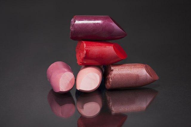 Stacks Of Lipsticks