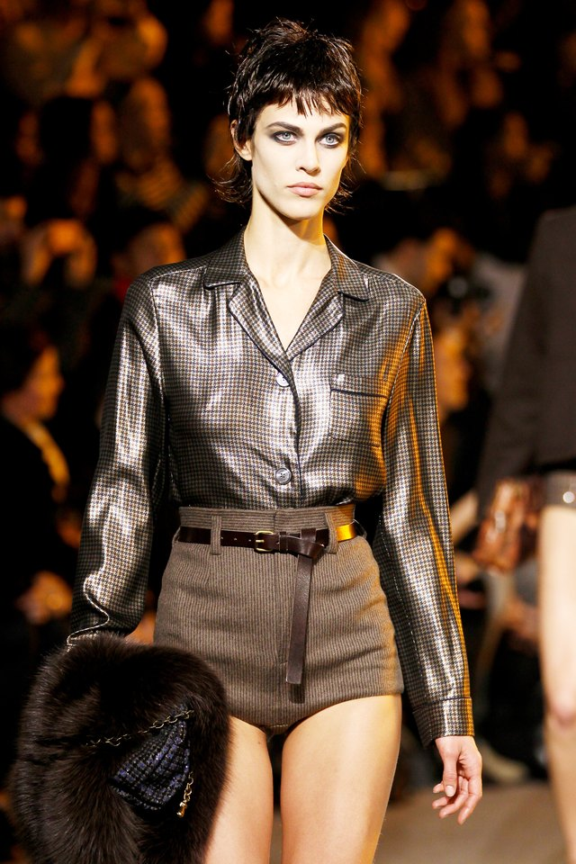 Marc Jacobs - Runway - Fall 2013 Mercedes-Benz Fashion Week