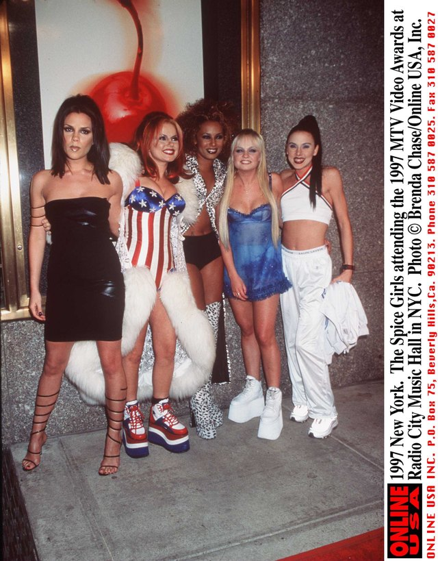 How to Dress Like the Spice Girls for Halloween | LEAFtv