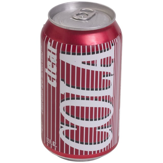 Red Can Of Cola