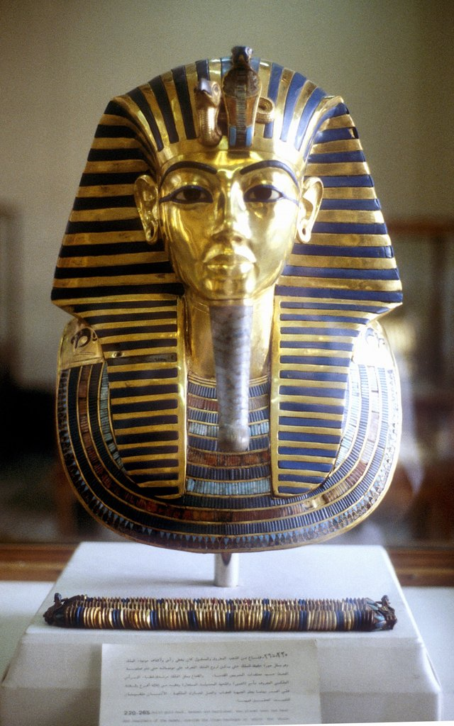 The Curse Of King Tuts Tomb Torrent: History Of Egyptian Makeup