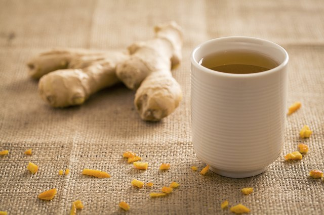 Ginger Tea Cup