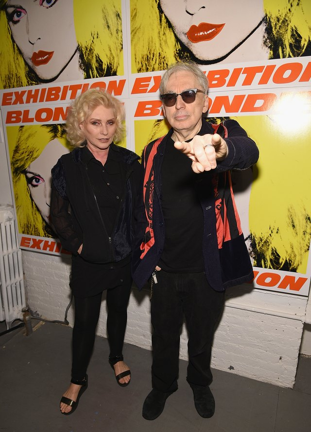 The 40th Anniversary Of Blondie Exhibition