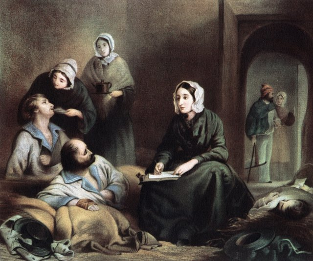 British nurse Florence