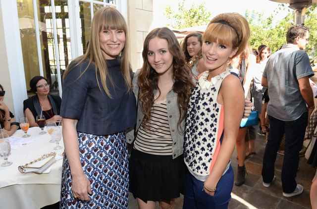 Teen Vogue's Back-to-School Saturday Kick-off Event At The Grove