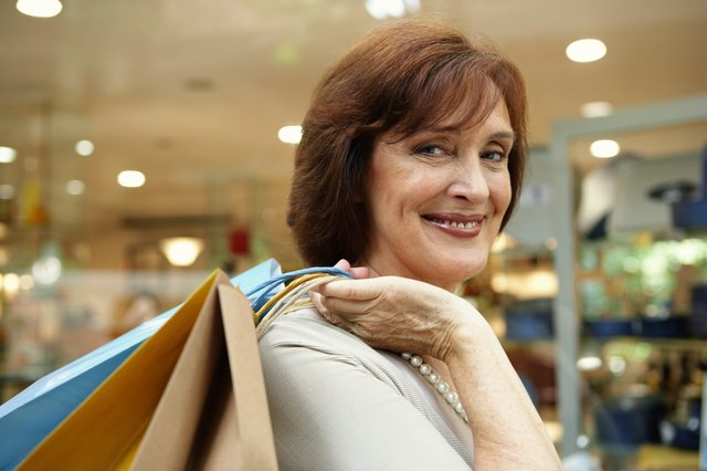 Shopping for women over 50