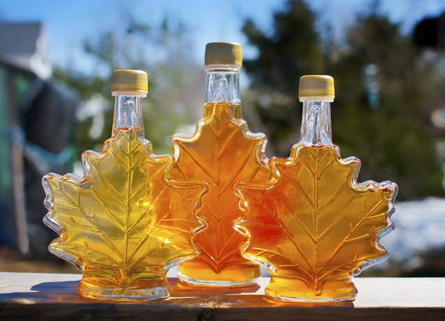 Pure Nova Scotia Maple Syrup