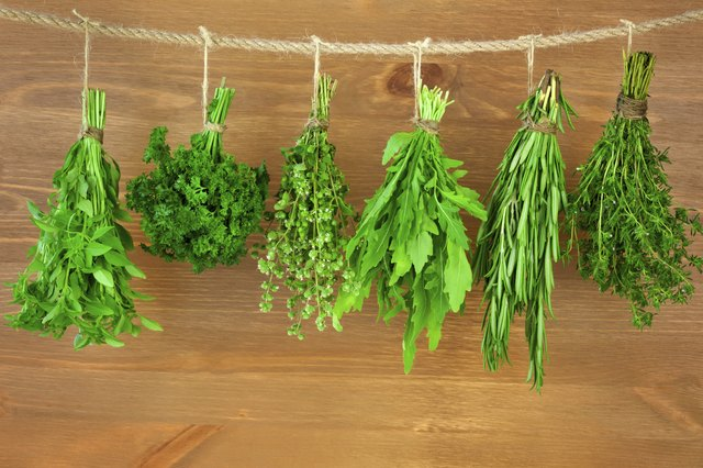 Fresh  Herbs Collection / Vintage Style
