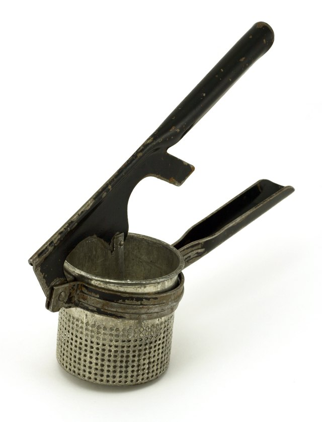 Vintage Potato Masher