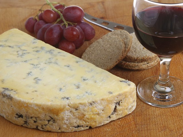Stilton Cheese & Port Wine