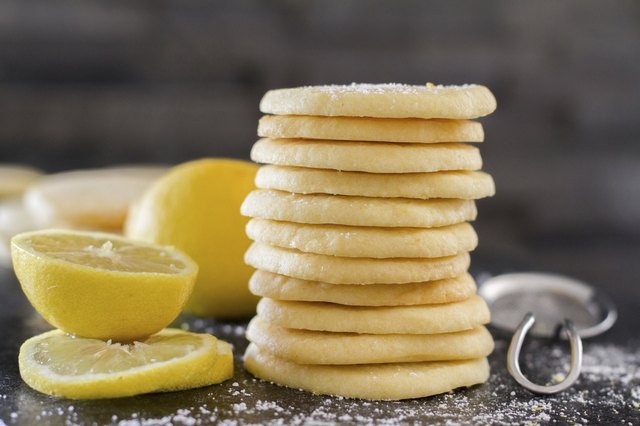 lemon cookie - horiz