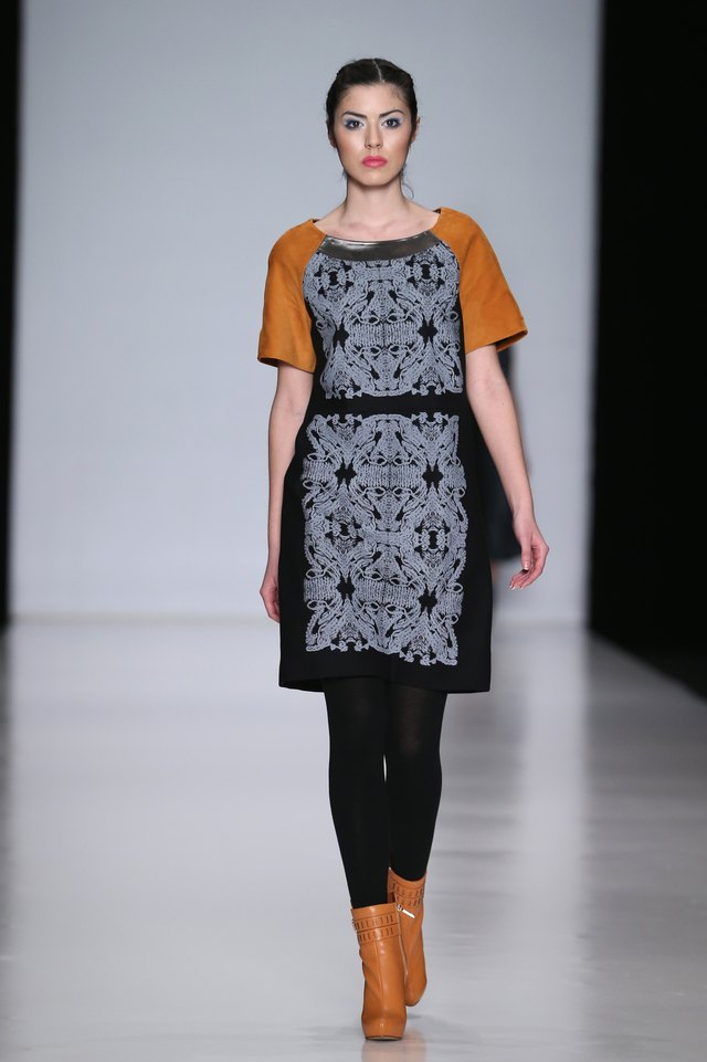 Belarus Fashion Week Collective Show - Runway - MBFWR F/W 2013