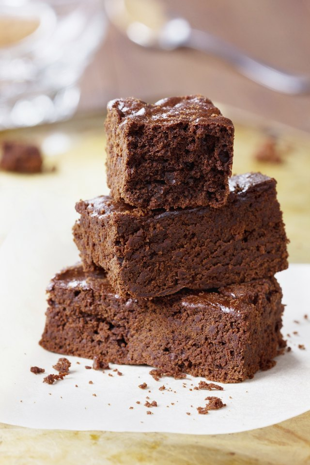 Turn Cake Mix Into Brownie Mix Oil