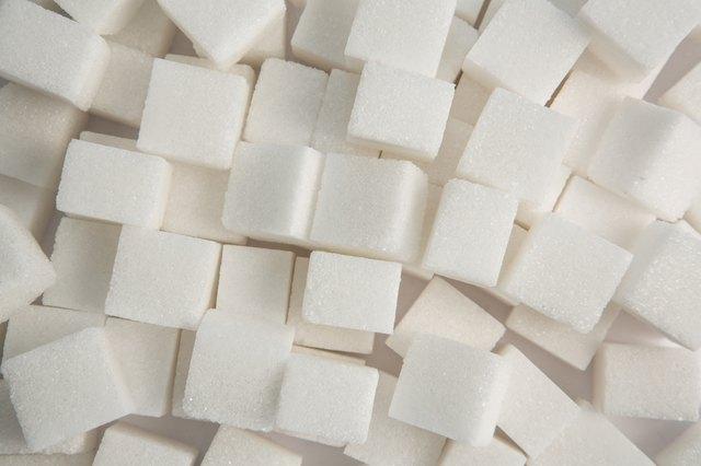Sugar lumps
