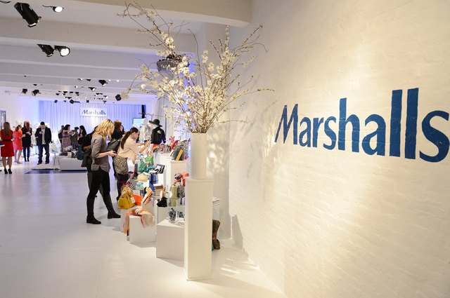TV Personality Maria Menounos Shows Off Fabulous Designer Items She Fell In Love With For Spring From Marshalls At An Event In NYC