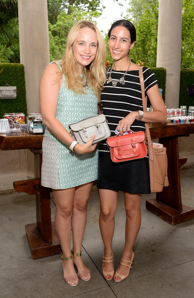 Gilt + Cambridge Satchel Company Mini Capsule Collection Breakfast
