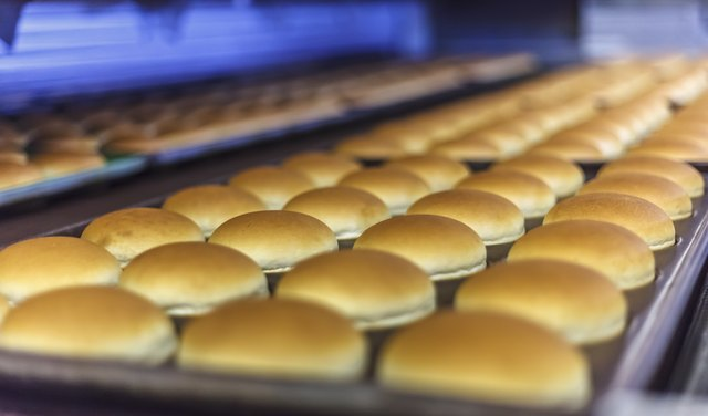 Hamburger breads