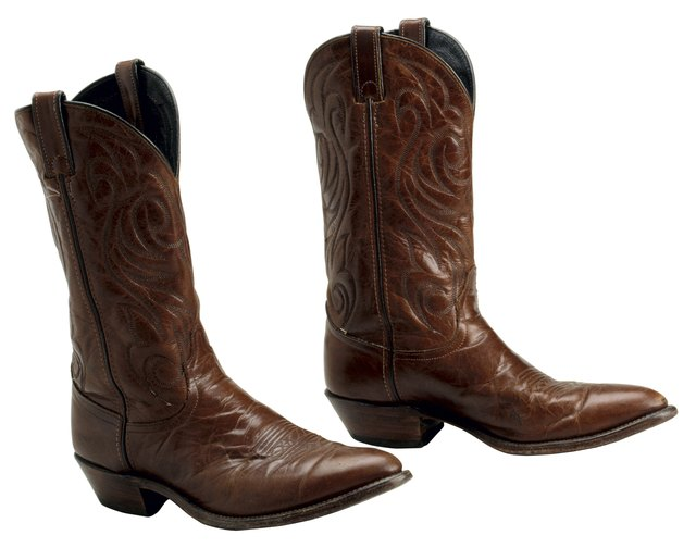 Animal Urine Stains Need Not Be The End Of Your Leather Boots