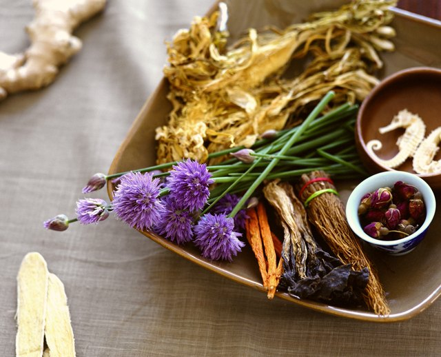 Herbs for alternative therapy